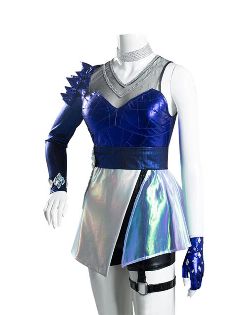 KDA ALL OUT Ahri Cosplay Costume Product Etails (9)