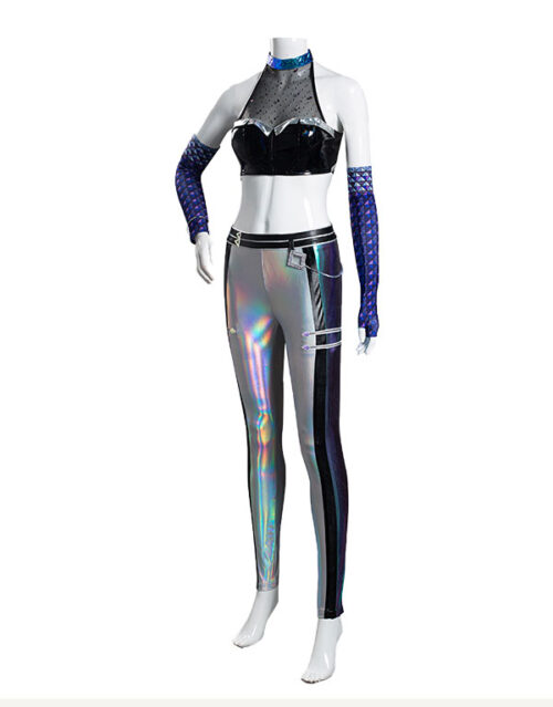 KDA ALL OUT Kai'Sa Cosplay Costume Product Etails (11)