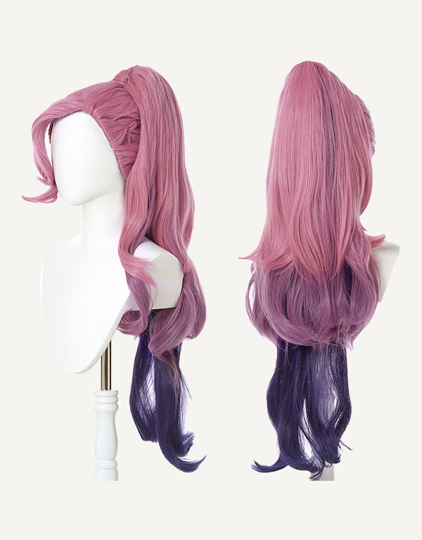 KDA ALL OUT Seraphine Rising Star Cosplay Costume (1)