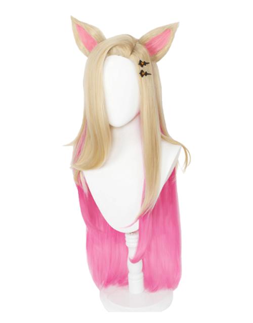 KDA Baddest Ahri Cosplay Costume Product Etails (4)