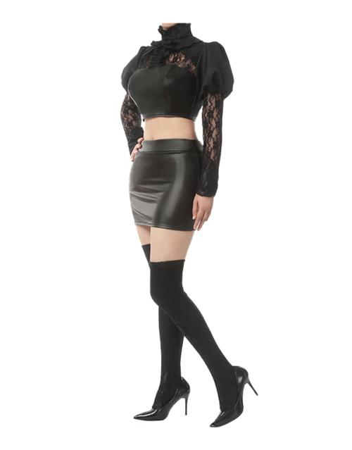 KDA Baddest Ahri Cosplay Costume Product Etails (8)