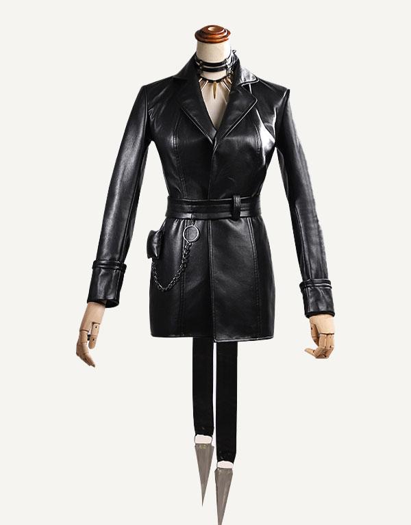 KDA Baddest Evelynn Cosplay Costume (2)