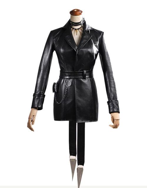 KDA Baddest Evelynn Cosplay Costume Product Etails (10)