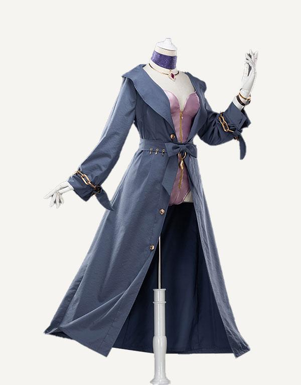 KDA Evelynn Halloween Cosplay Costume (2)