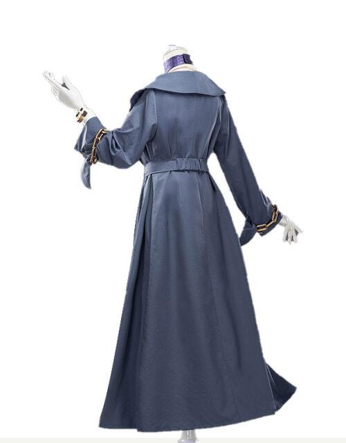 KDA Evelynn Halloween Cosplay Costume Product Etails (10)