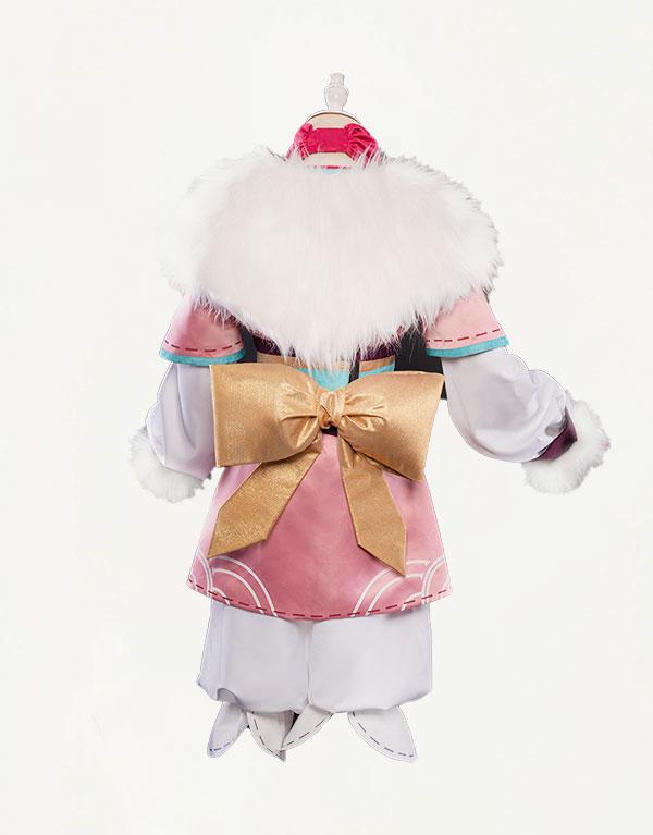 Kindred Spirit Blossom Cosplay Costume (1)