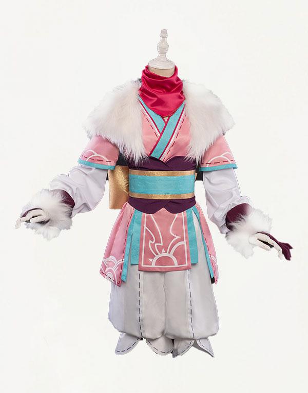 Kindred Spirit Blossom Cosplay Costume (2)