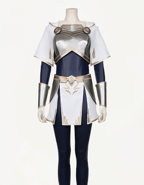 LOL Lux Cosplay Costume (2)