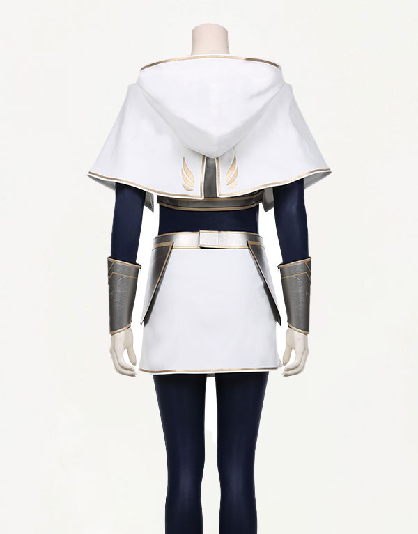 LOL Lux Cosplay Costume (4)