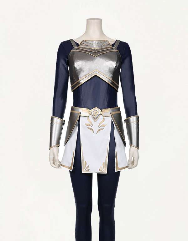 LOL Lux Cosplay Costume (5)