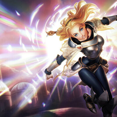 LOL Lux Cosplay Costume Product Etails (1)