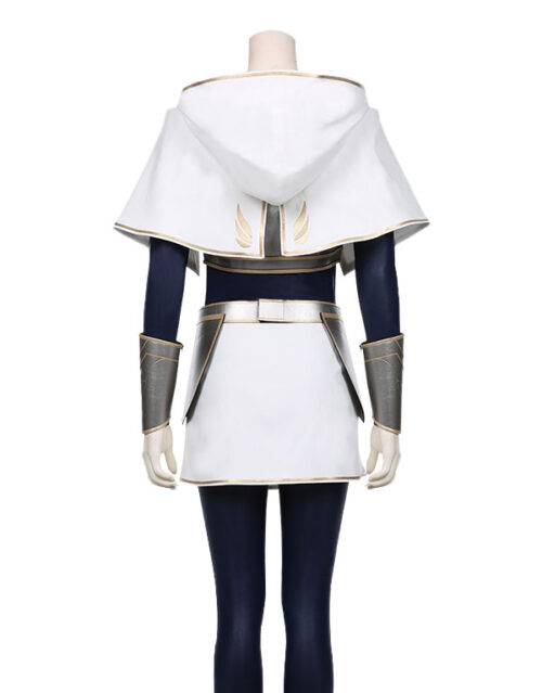 LOL Lux Cosplay Costume Product Etails (4)