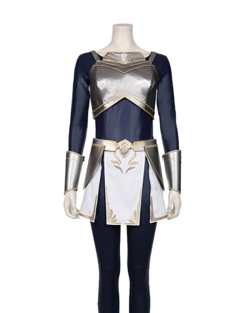 LOL Lux Cosplay Costume Product Etails (5)