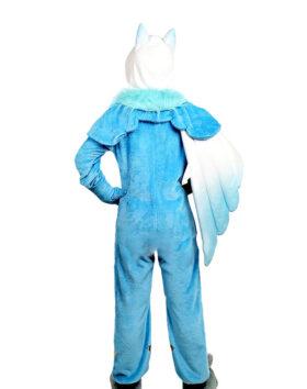 Pajama Guardian Ezreal Cosplay Cotume Product Etails (1)