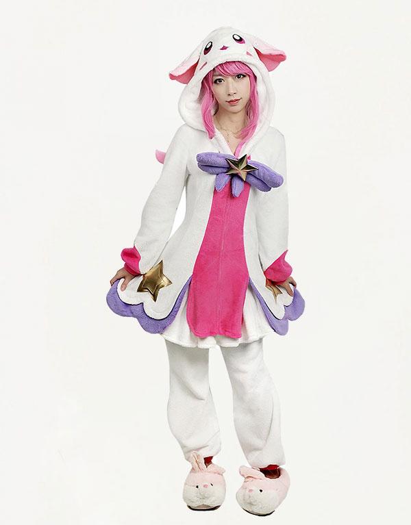 Pajama Guardian Lux Cosplay Costume (2)