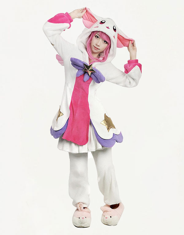 Pajama Guardian Lux Cosplay Costume (4)