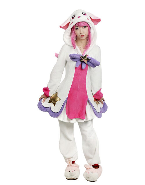 Pajama Guardian Lux Cosplay Costume Product Etails (2)