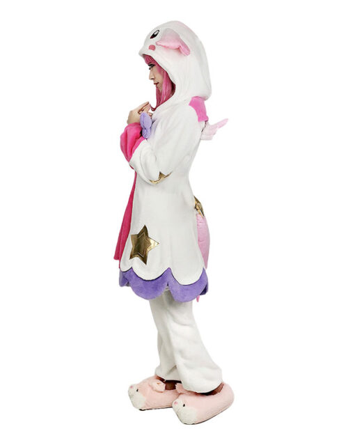 Pajama Guardian Lux Cosplay Costume Product Etails (3)