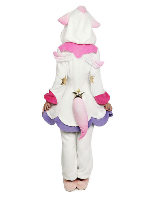 Pajama Guardian Lux Cosplay Costume Product Etails (5)