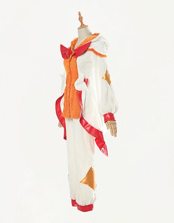 Pajama Guardian Miss Fortune Cosplay Costume (1)