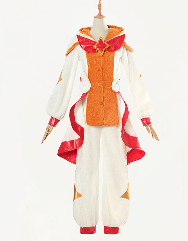Pajama Guardian Miss Fortune Cosplay Costume (3)