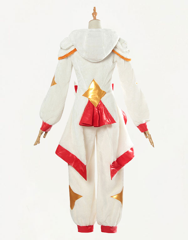 Pajama Guardian Miss Fortune Cosplay Costume (4)