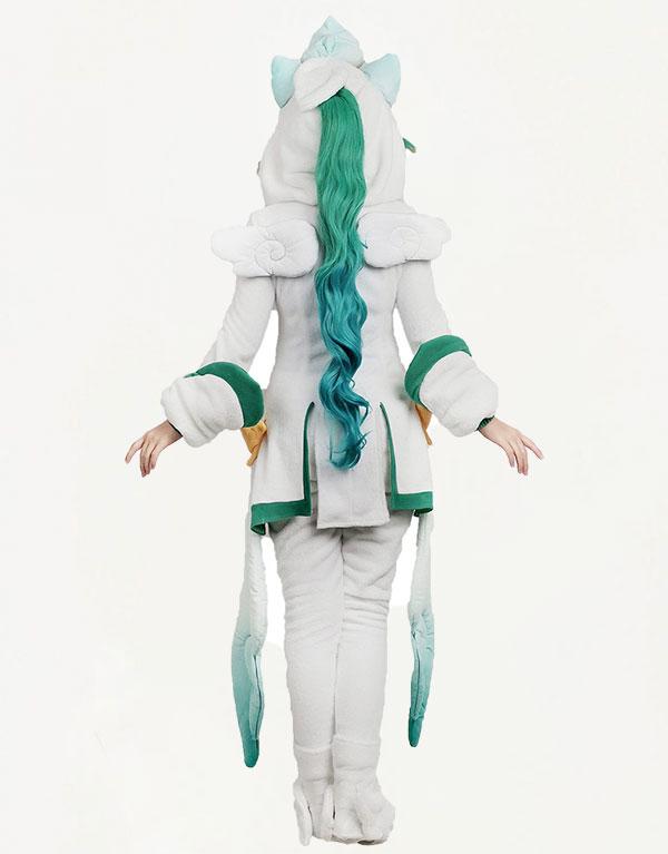 Pajama Guardian Soraka Cosplay Costume (2)