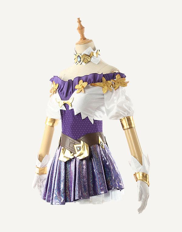 Seraphine Cosplay Costume (4)