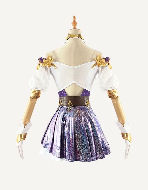 Seraphine Cosplay Costume (5)