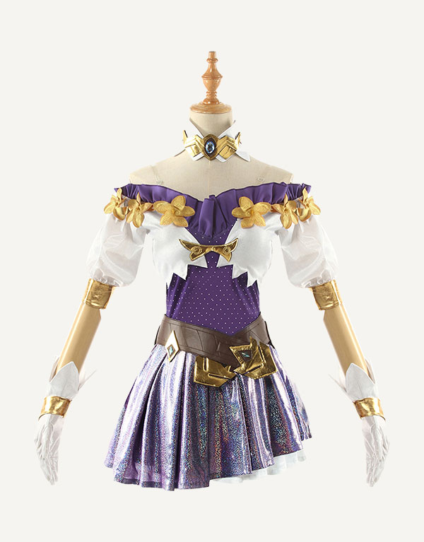 Seraphine Cosplay Costume (6)