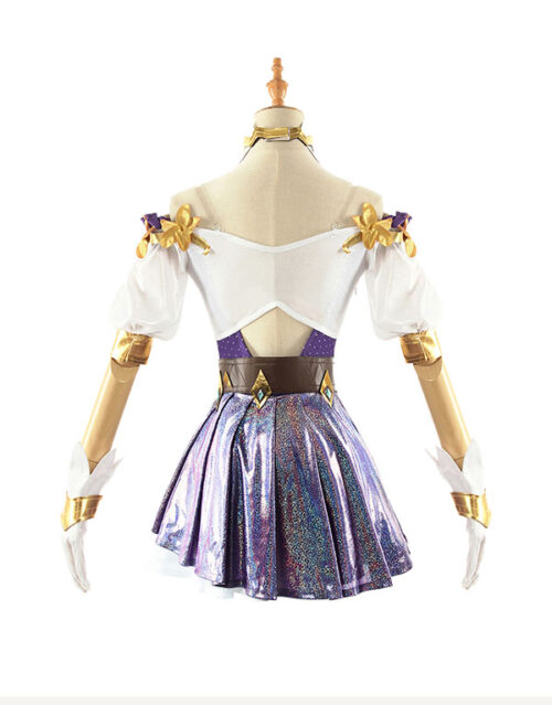 Seraphine Cosplay Costume Product Etails (3)