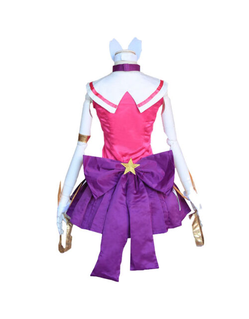 Star Guardian Lux Cosplay Costum Product Etails (2)