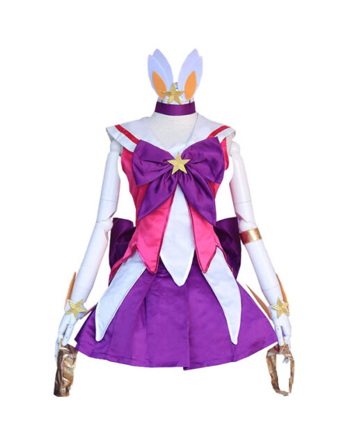 Star Guardian Lux Cosplay Costum Product Etails (3)