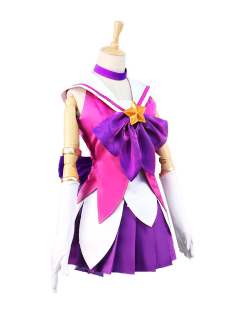 Star Guardian Lux Cosplay Costum Product Etails (4)